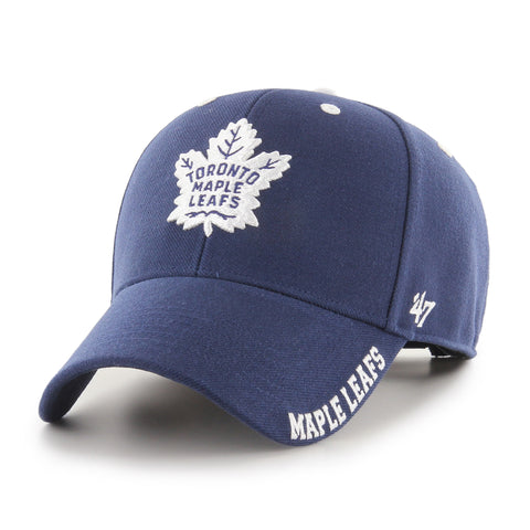 Toronto Maple Leafs 47 Brand MVP Defrost NHL Team Cap