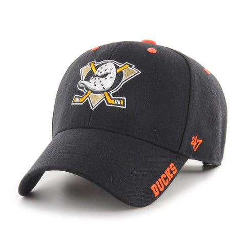 Anaheim Ducks 47 Brand MVP Defrost NHL Team Cap - pumpheadgear, baseball caps