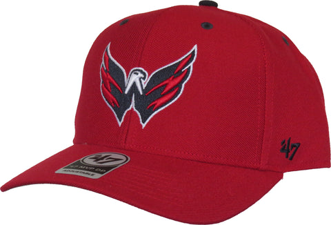 Washington Capitals 47 Brand Audible MVP NHL Team Cap