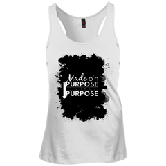 Juniors Create Your Own Racerback Tank Top