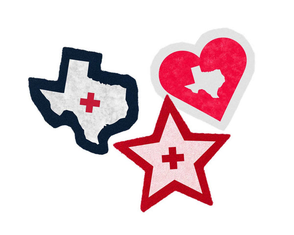 Texas Aid Patch Pack