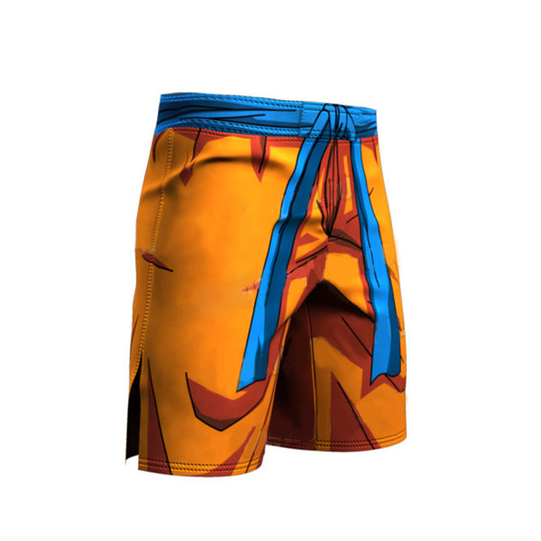 DBZ Goku Fight Shorts