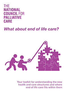 'What about end of life care?' Toolkit