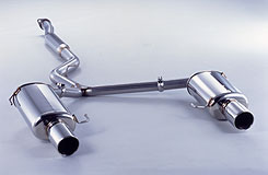 FUJITSUBO AUTHORIZE R Exhaust For BRM Legacy Touring Wagon 2.5 NA 560-64096