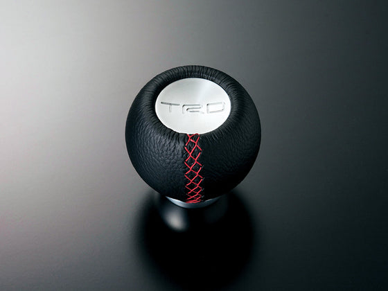 TRD LEATHER SHIFT KNOB (BALL-TYPE)  For ESTIMA 5#  MS204-00006