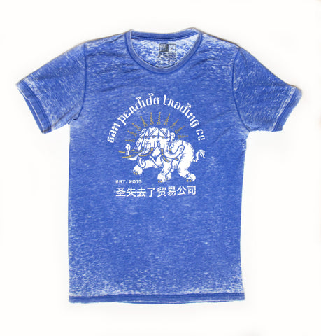 The Airavata Royal Blue Tee
