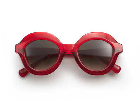 Lipstik Red Sunglasses from Folc