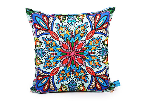 1 Cotton & Polyester Small Cushion