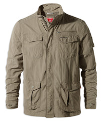 Craghoppers NosiLife Adventure Jacket I Pebble
