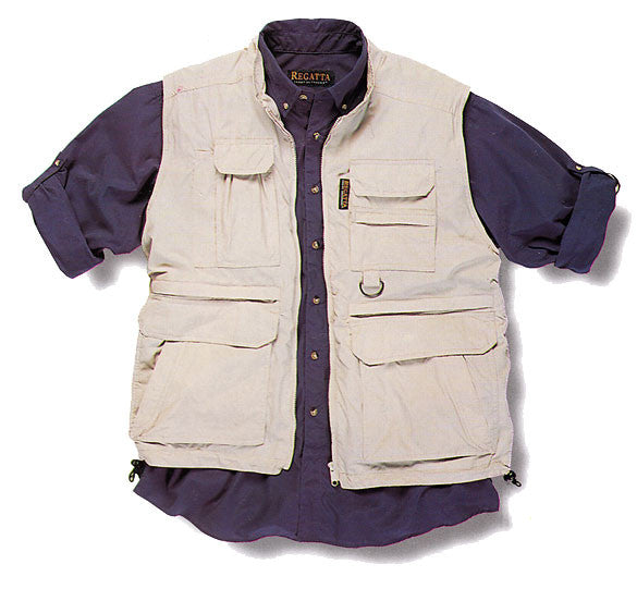 Regatta Lightweight Multi-Pocket Bodywarmer/Vest