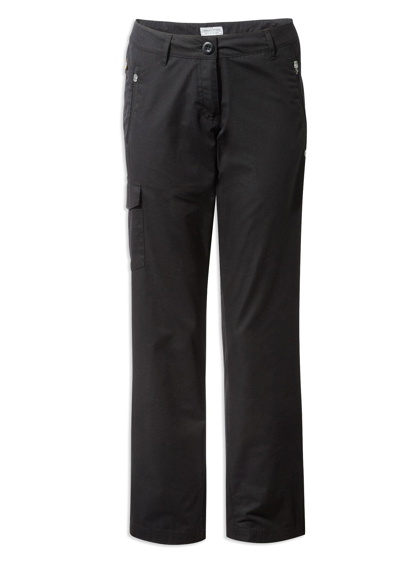 Craghoppers Women's Traverse Trousers | Black