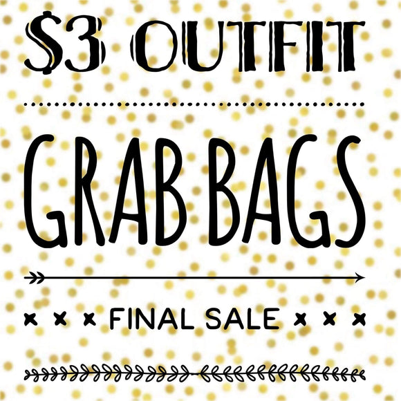 Outfit grab bags : girls