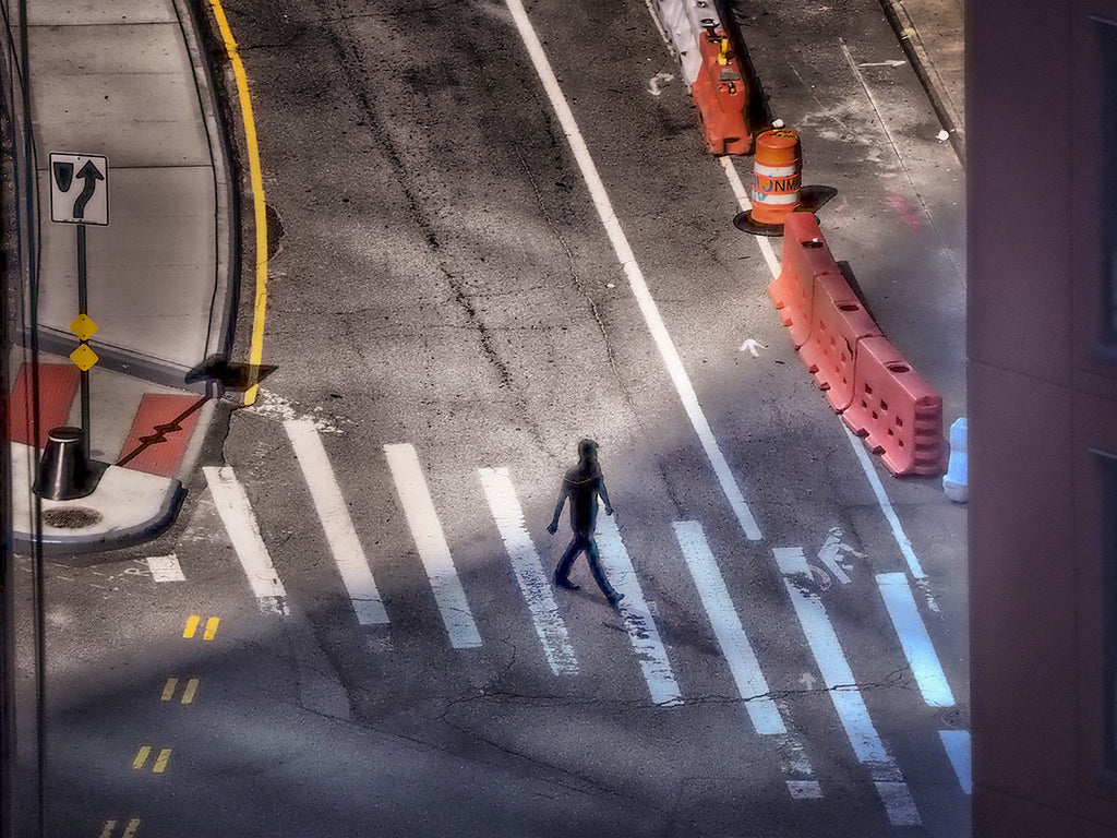 Crosswalk Crossing