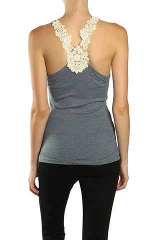 Crochet Tank - Shop Southern Muse