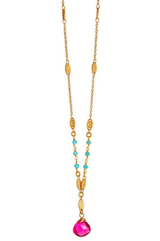 Catherine Page Emeline Short Necklace - Shop Southern Muse