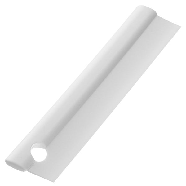 For keeping your bathroom dry and mildew-free, Squeegee is soft and easy to use and made of solid silicone. Use after bathing to keep steam and water drops from building up on walls and mirrors. It's made of quality silicone and has a hole with a slit for hanging on any bar.  at Port of Raleigh