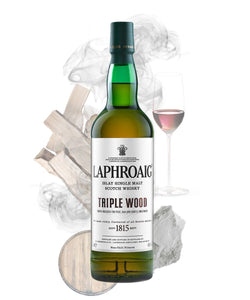 Laphroaig Triple Wood Whisky