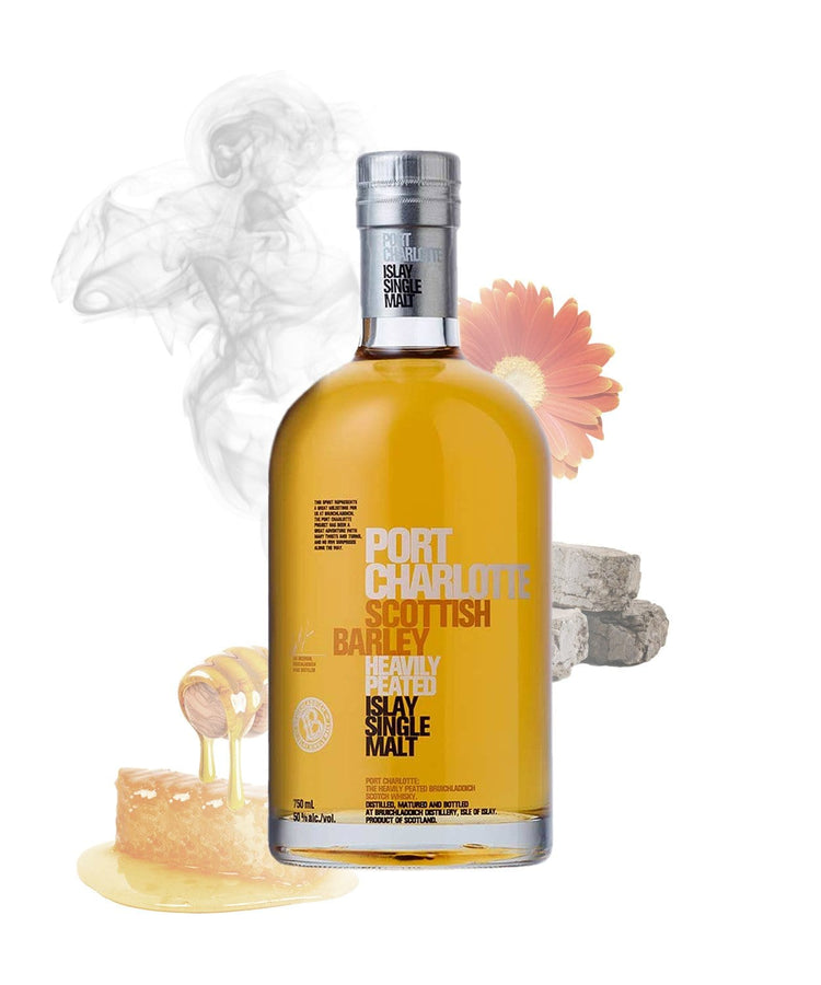 Port Charlotte Scottish Barley Whisky