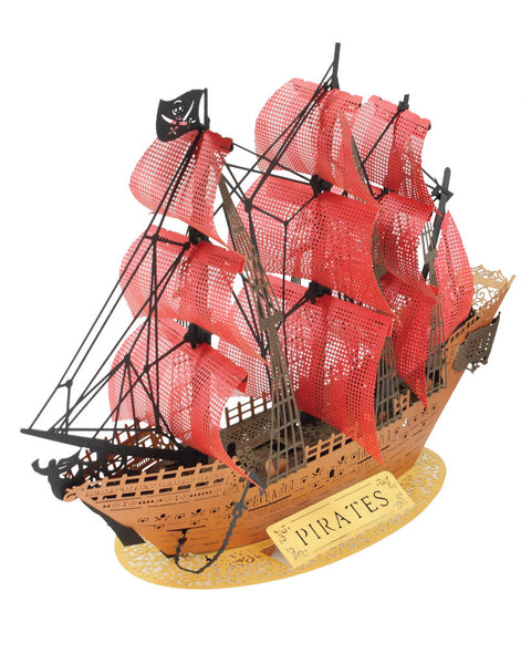 POSTalk Light Model - Pirate Ship