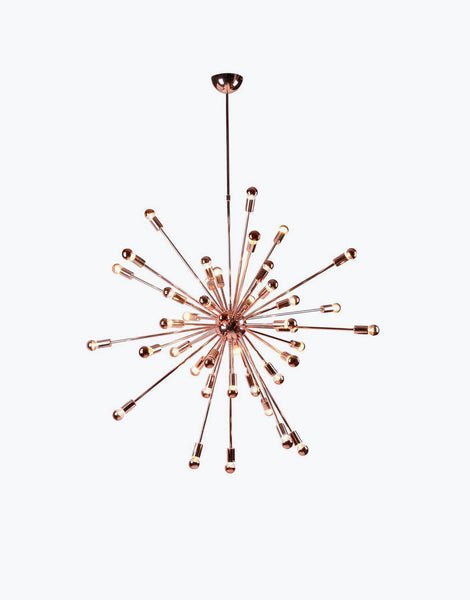 24-Light Sputnik Chandelier