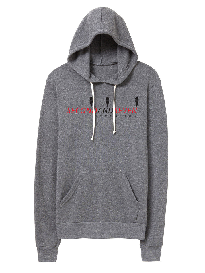 Second and Seven  - Unisex Hooded Sweater