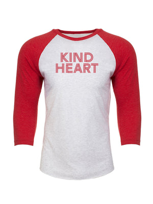Kind Heart - Unisex Raglan