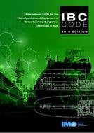IMO ID100E IBC Code: International Code for the Construction and Equipment of Ships Carrying Dangerous Chemicals in Bulk, 2016 Edition