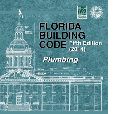 Florida Building Code - Plumbing, 5th edition (2014)