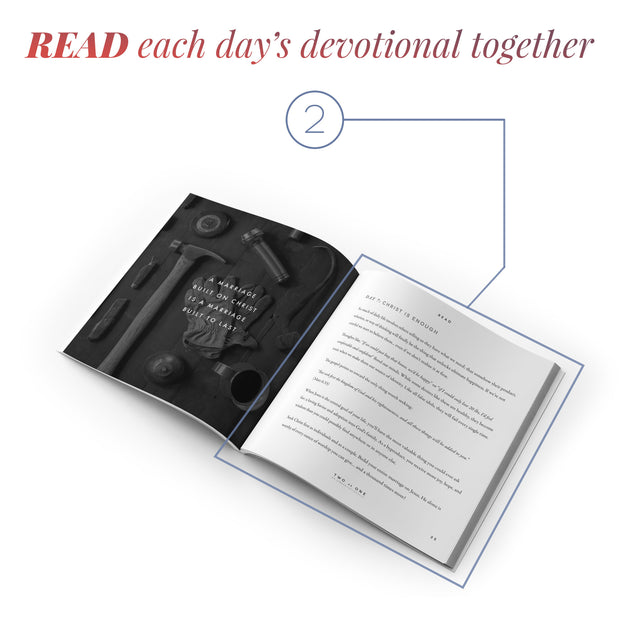 Two as One: a 30-Day Couple's Devotional