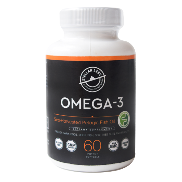 Supplements: Omega-3 Fish Oil