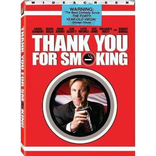 DVD | Thank You For Smoking (Widescreen),Widescreen,The CD Exchange