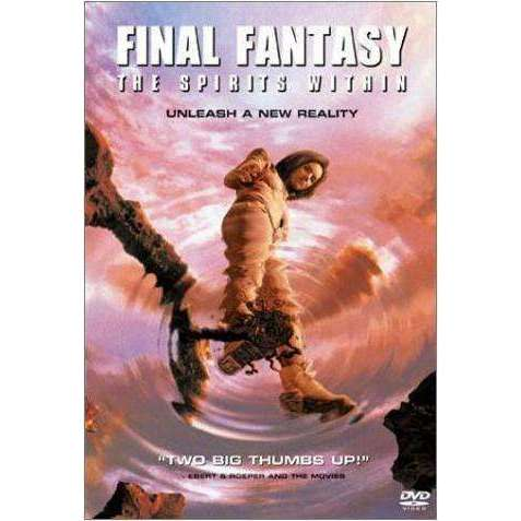 DVD | Final Fantasy: The Spirits Within,Widescreen,The CD Exchange