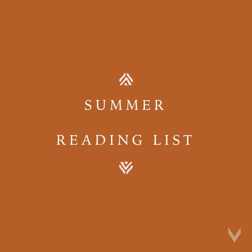 Summer Reading List