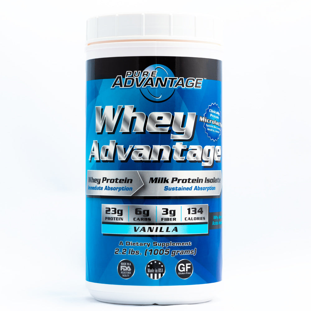 Pure Advantage Whey Advantage Vanilla