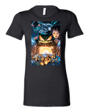 Kyle Ritter -- Cyberfrog Heroes Tee - crypto.fashion