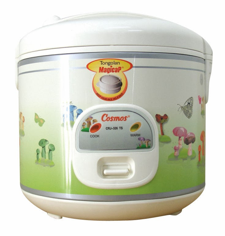 Rice Cooker Magic Cosmos CRJ-326TS 1,8 Liter 7665