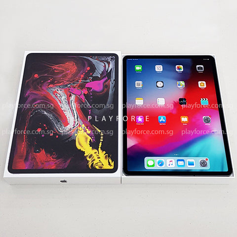 iPad Pro 12.9 Gen 3 (512GB, Wi-Fi, Space Grey)