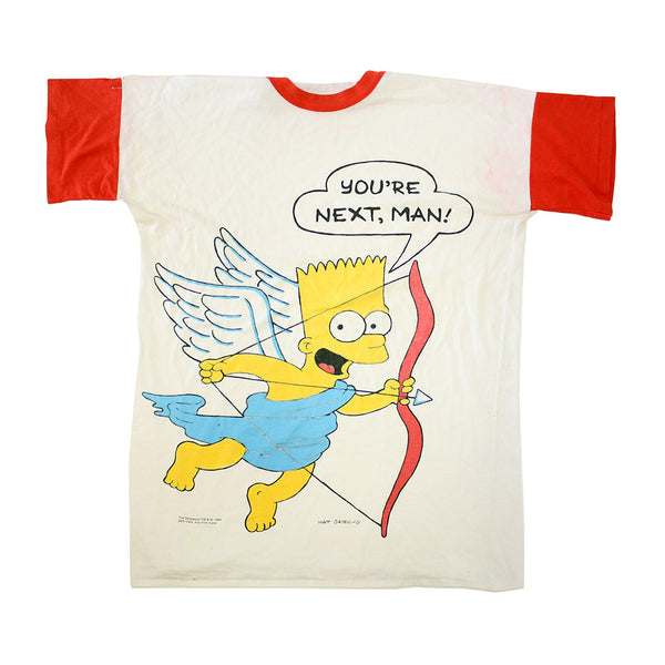 1990 Bart Simpson Cupid tee (XL)