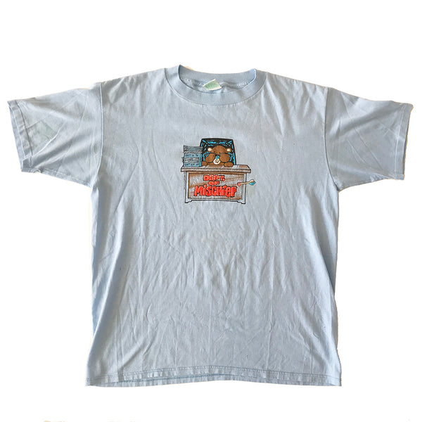 '88 Dept. Of Mischief Bear Tee (XL)