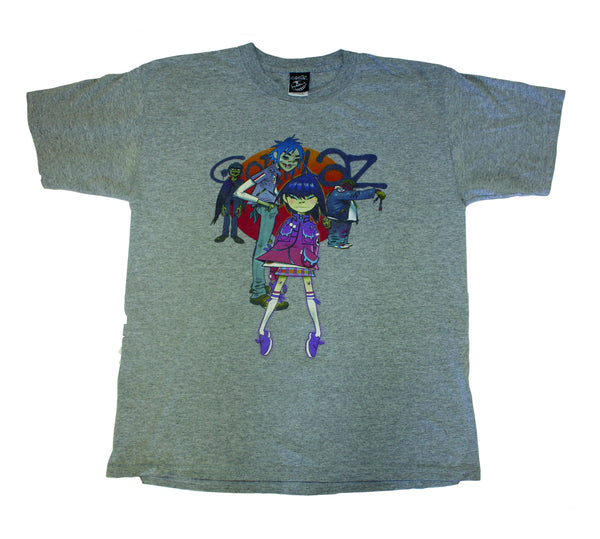 Gorillaz Dirty Harry Tee (L)