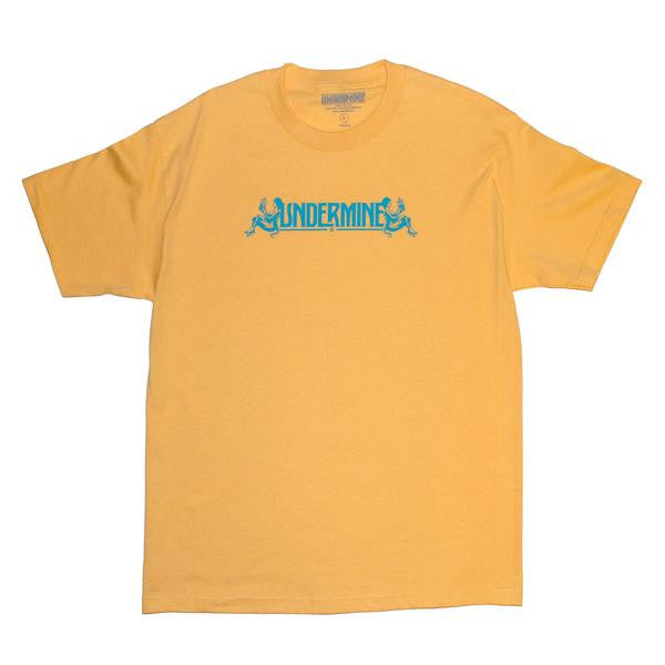 Undermine Nothing Left Tee (Squash)