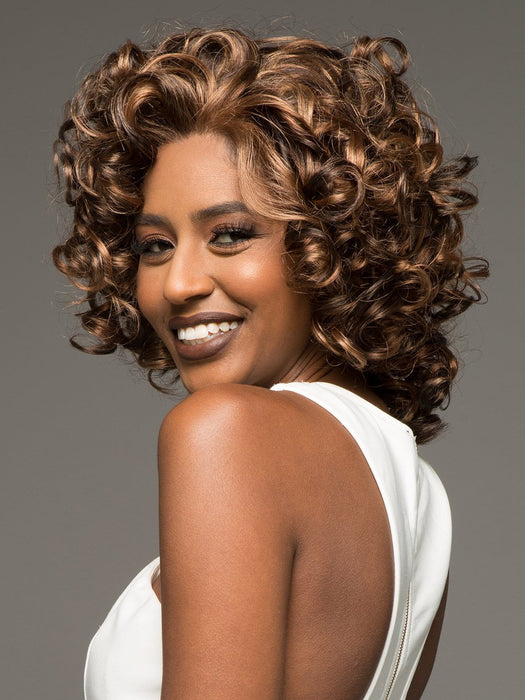 African American Wig: CHILLI by VIVICA FOX in P4/27/30