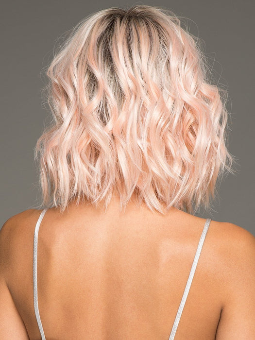 PEACHY KEEN by HAIRDO in PEACH | Light Peachy-Pink Rooted