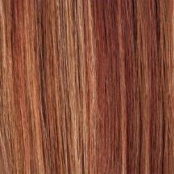 P27/30/33 Piano Color. Honey Blonde (#27), Copper Blonde (#30), Dark Auburn (#33)