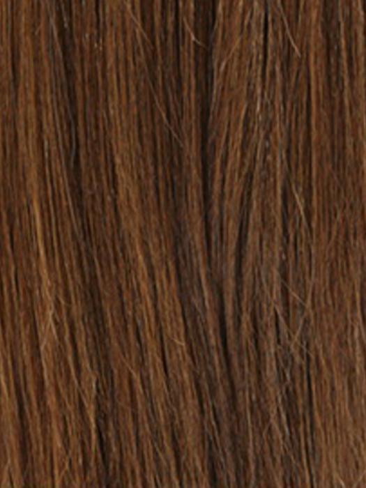 P4/27/30 Piano Color. Medium Dark Brown (#4), Honey Brown (#27), Copper Blonde (#30)
