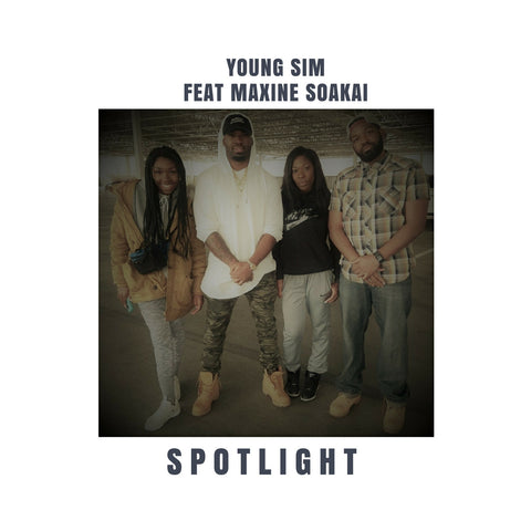 "WHY IS YOUR NEW SONG CALLED ""SPOLIGHT"""