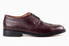 Quezon Longwing - Oxblood - Marquina Shoemaker