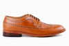 Quezon Longwing - Cognac Tan - Marquina Shoemaker