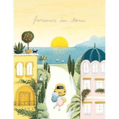 Joojoo Paper - Greeting Card - Forever In Love - Wedding