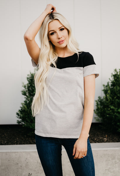 The Perfect Tee - Black